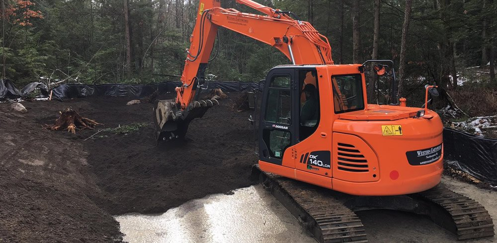 Specialized Excavation, Landscape Construction and More
