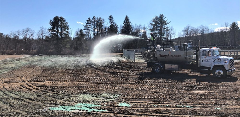 Hydroseeding When You Want It and Where You Need It