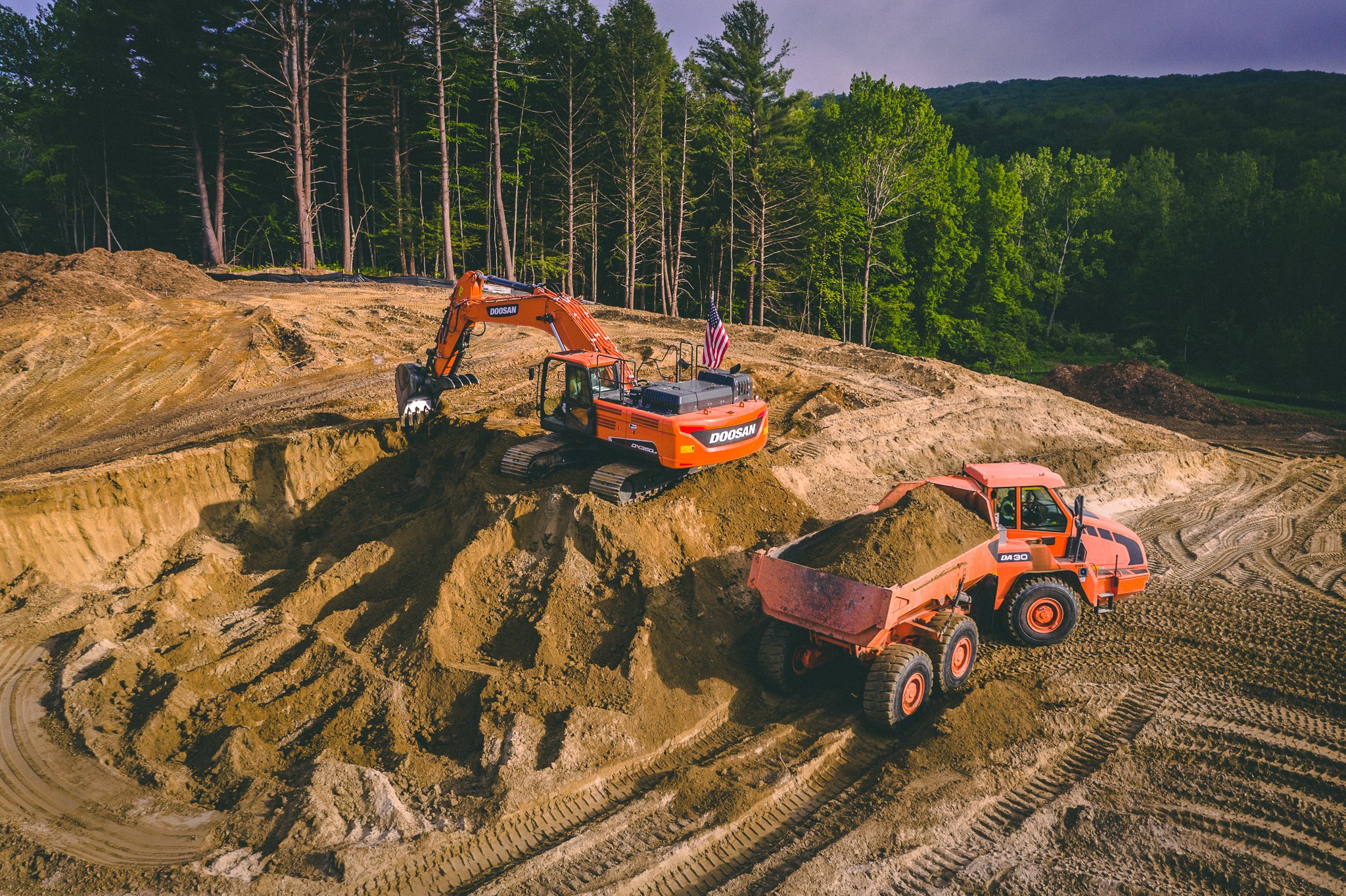 Sitework & Excavation by Western Earthworks