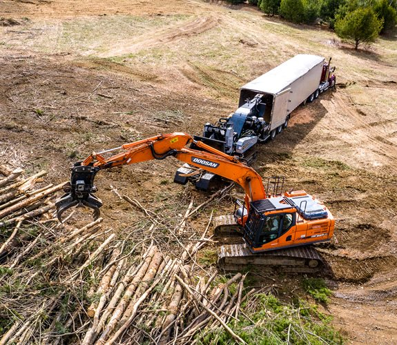Land Clearing - Western Earthworks